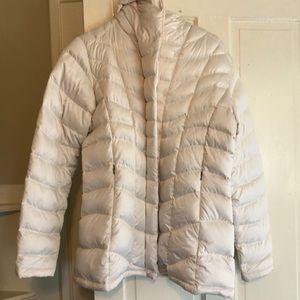 Patagonia Goosedown Coat Sz L White